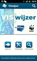 Screenshot of VISwijzer 2.0