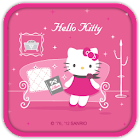 Hello Kitty Miss You Theme icon