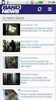 Screenshot of Band News