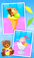 Screenshot of Ice Cream Kids - Cooking game