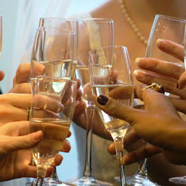 A Toast to the Bride by Sandy Darnstaedt - Wedding Groups (  )