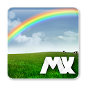 MXHome Theme Weather icon
