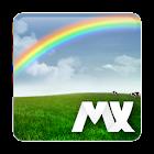 MXHome Theme Weather icon