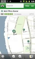 Screenshot of Bangkok City Guide