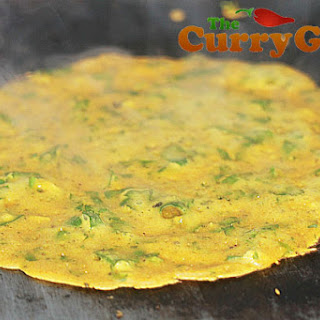 Gram Flour Pancake Recipes