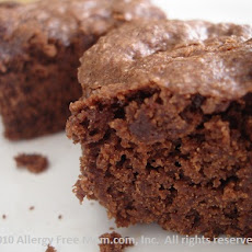 The Ultimate Allergy-Free Brownies