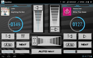 Screenshot of Music Mixer HD DONATE