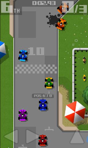 Retro Racing - Premium - screenshot