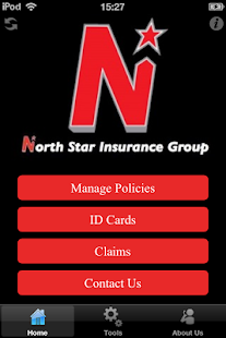 Northstar Insurance - screenshot