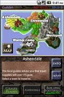 Screenshot of Wizards 2 RPG