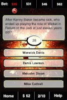 Screenshot of Star Wars FunBlast Trivia LT