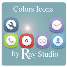 Colors Icons Apex/Nova/GO/ADW