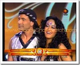 Marcelo de Bellis bailando Árabe