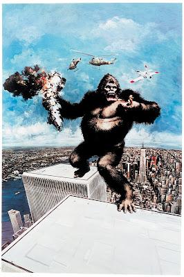 King Kong (1976, USA) movie poster