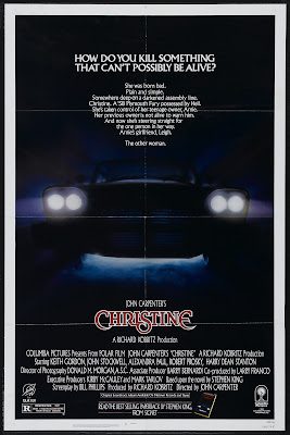 Christine (1983, USA) movie poster