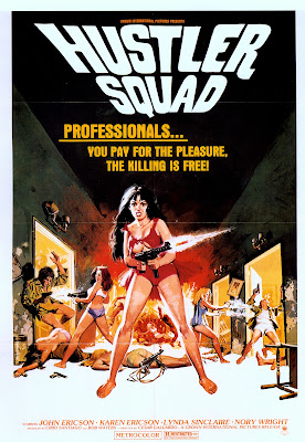 Hustler Squad (1976, USA / Philippines) movie poster