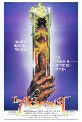 The Alchemist (1984, USA) movie poster