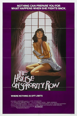 The House on Sorority Row (1983, USA) movie poster