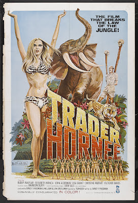 Trader Hornee (1970, USA) movie poster