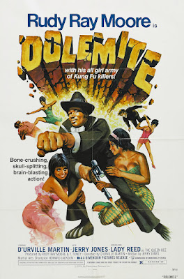 Dolemite (1975, USA) movie poster