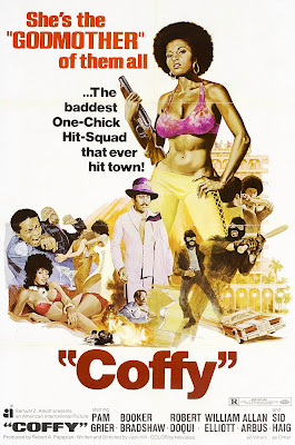 Coffy (1973, USA) movie poster