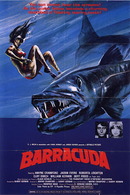 Barracuda (1978, USA) movie poster