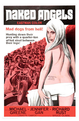Naked Angels (1969, USA) movie poster