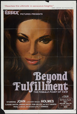Beyond Fulfillment (1975, USA) movie poster