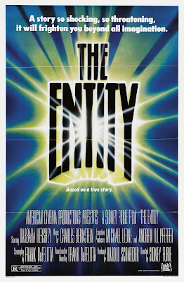 The Entity (1981, USA) movie poster