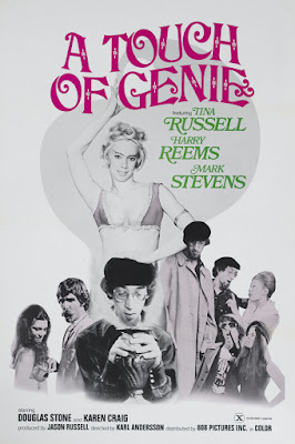 A Touch of Genie (1974, USA) movie poster