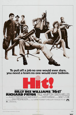Hit! (1973, USA) movie poster