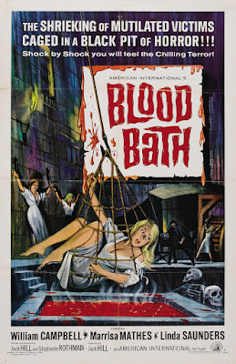 Blood Bath (aka Track of the Vampire) (1966, USA) movie poster