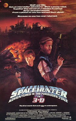 Spacehunter: Adventures in the Forbidden Zone (1983, USA / Canada) movie poster