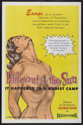 Hideout in the Sun (1960, USA) movie poster