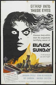 Black Sunday (La Maschera del demonio / Mask of the Demon) (1960, Italy) movie poster