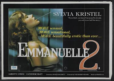 Emmanuelle 2 (1975, France) movie poster