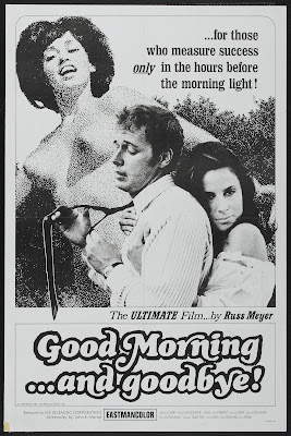 Good Morning... and Goodbye! (1967, USA) movie poster