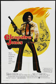 Cleopatra Jones (1973, USA) movie poster