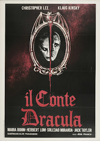 Count Dracula (Nachts, wenn Dracula erwacht / Dracula Wakes up at Night) (1970, Spain / Germany / Italy) movie poster