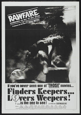 Finders Keepers, Lovers Weepers! (1968, USA) movie poster