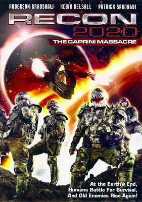 Recon 2020: The Caprini Massacre (aka Power Corps.) (2004, Canada) movie poster