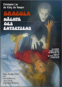 Scars of Dracula (1970, UK) German poster