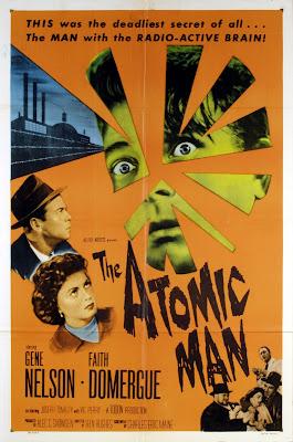 The Atomic Man (aka Timeslip) (1956, UK) movie poster