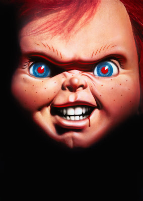 Child's Play 3: Look Who's Stalking (1991, USA/ UK) poster art