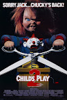 Child's Play 2 (1990, USA) movie poster