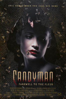 Candyman II: Farewell to the Flesh (1995, USA) movie poster