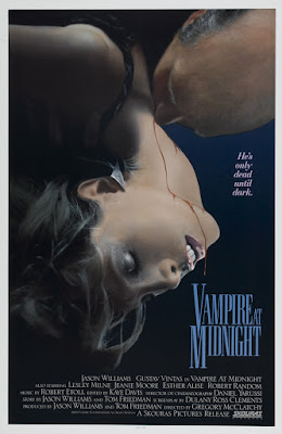 Vampire at Midnight (1988, USA) movie poster