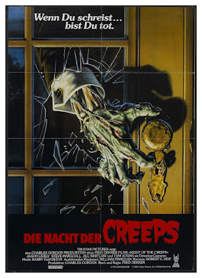 Night of the Creeps (1986, USA) movie poster