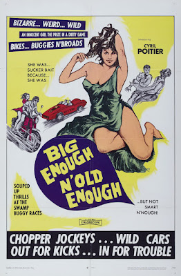 Savages from Hell (aka Big Enough and Old Enough) (1968, USA) movie poster