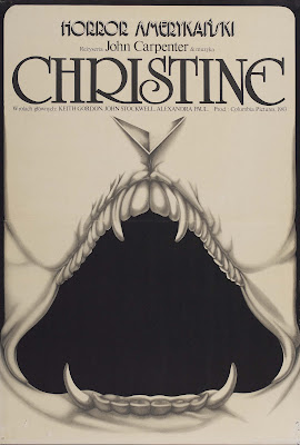 Christine (1983, USA) Polish poster
